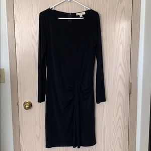 Beautiful Michael Kors little black dress, size L
